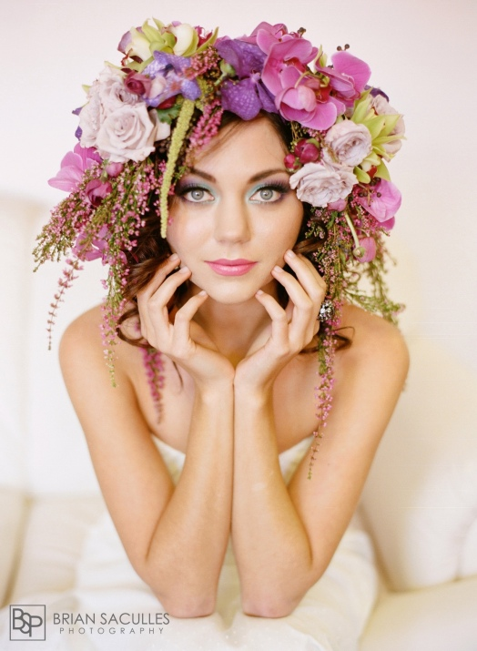 Model Julia Jones : Layers of Lovely - An Inspired Floral ...