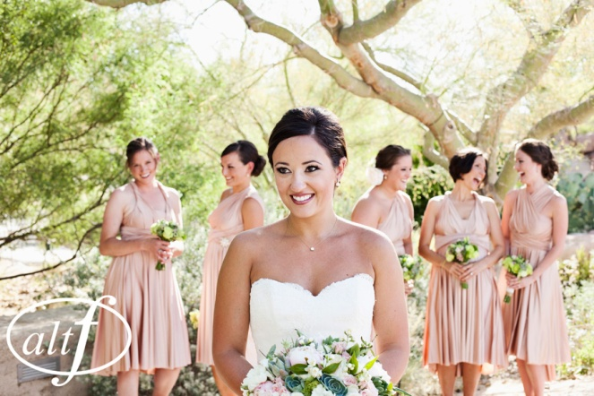 Springs Preserve Wedding by Layers of Lovely Floral Design
