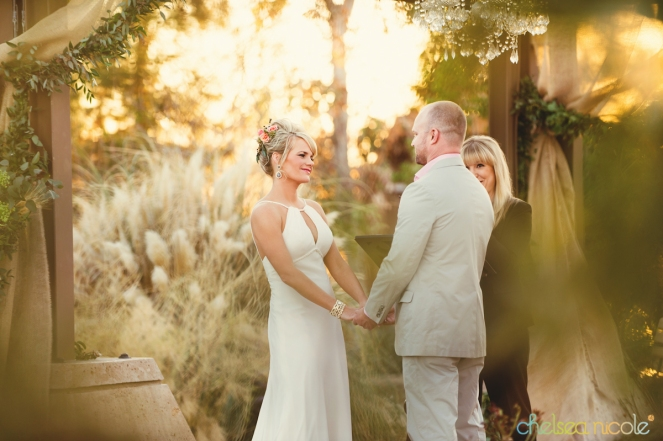 Springs Preserve Las Vegas Wedding - Decor by Layers of Lovely