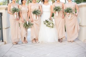 Olive and anemone wedding by Layers of Lovely