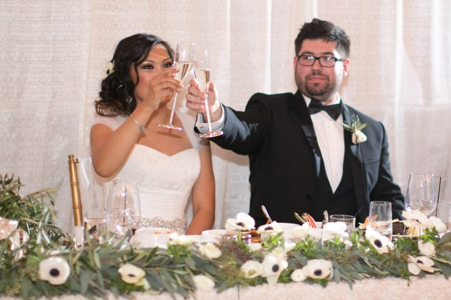 Francesca and David's Las Vegas Wedding